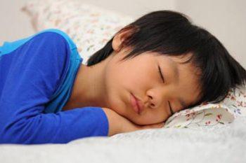 sleeping-asian-child